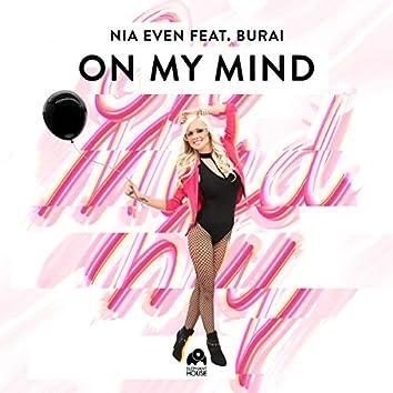 On My Mind (feat. Burai)