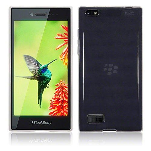Blackberry funda bisiestos, Terrapin [fina adicional] carcasa para Blackberry bisiestos, silicona, TPU - Full Clear, BlackBerry Leap