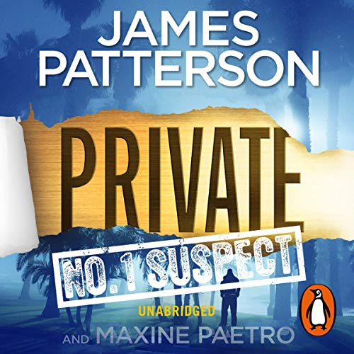 Couverture de Private: No.1 Suspect