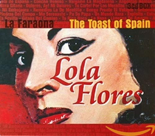 La Faraona-the Toast of Spain