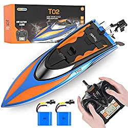 The 11 Best Rc Remote Control Boat Reviews Guide 2019