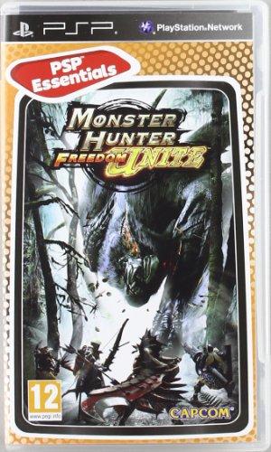 Monster Hunter Freedom Unite Essentials