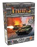 Gale Force Nine LLC GFNMTANKS01 - Juego de recipientes para Principiantes de Edad Moderna (M1 vs T-64, Multicolor)