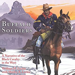 The Buffalo Soldiers cover art