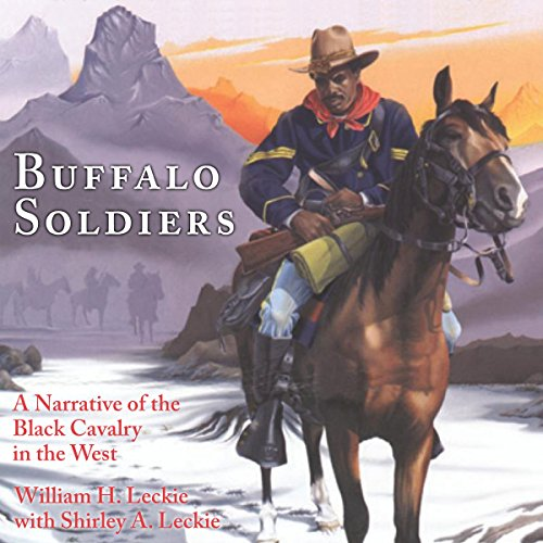The Buffalo Soldiers audiobook cover art