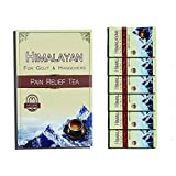 WS GLOBAL Himalayan Pain Relief Tea- Natural Herbal Instant Gout Tea - Advanced Hangover + Pain Relief Formula - Ease your nerve