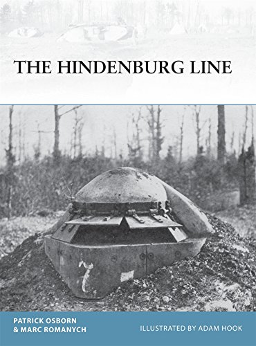 The Hindenburg Line (Fortress, Band 111)