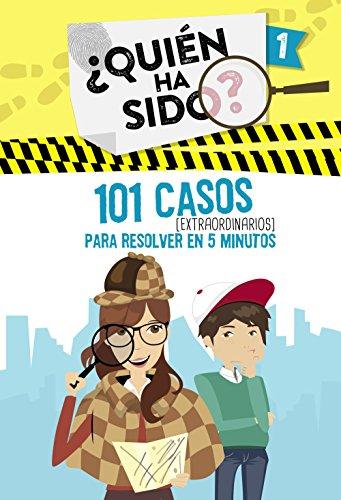 101 casos extraordinarios resolver 5 minutos Serie