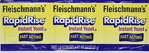 Fleischmann's Rapid Rise Instant Yeast
