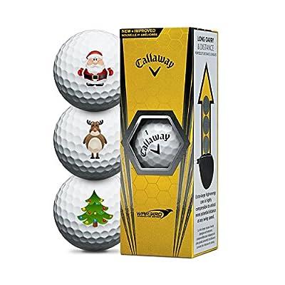 Callaway Warbird Christmas Golfbälle