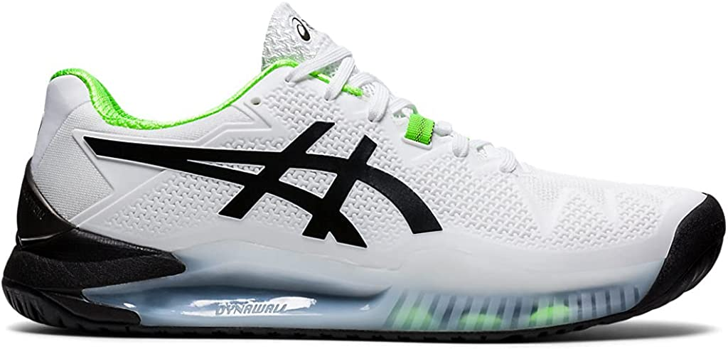 ASICS Men's Gel-Resolution 8 Popular brand in Award-winning store the world Shoes Tennis