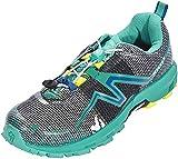 Millet LD Light Rush, Zapatillas de Trail Running Mujer, Multicolor (Dynasty Green/Butter Cup 000), 40 2/3 EU