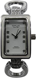 Omax Dress Watch For Unisex Analog Stainless Steel - 00LM10P36I