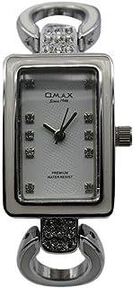 اوماكس ساعة رسمية للجنسين انالوج بعقارب ستانلس ستيل - 00LM10P36I