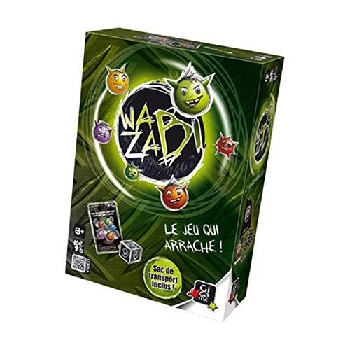 GIGAMIC - GFWA - Juego de Dados - Wazabi (versión Francesa)