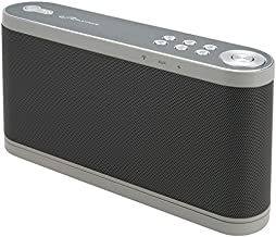 iLive Platinum ISWF576B Wi-Fi Speaker with Rechargeable Battery (Black)