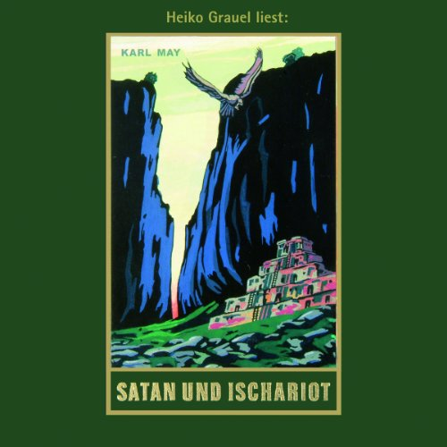 Satan und Ischariot audiobook cover art