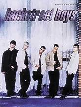 Backstreet Boys: Piano/Vocal/Chords