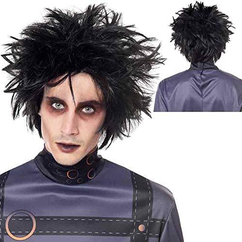 Peluca Mr Scissors Halloween