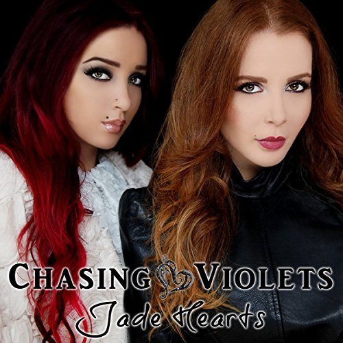 Jade Hearts by CHASING VIOLETS (2013-06-25)