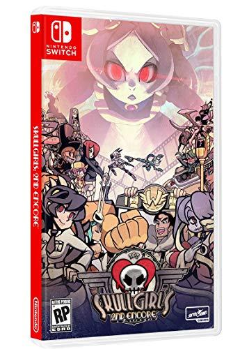 Skullgirls 2nd Encore: Nintendo Switch Skullgirls 2
