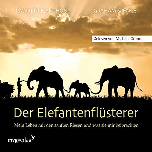 Der Elefantenflüsterer cover art