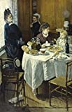 Claude Monet – The Luncheon 1868 Claude Monet