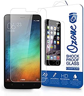 Ozone Xiaomi Redmi Note 3 0.26mm Shock Proof Tempered Glass Screen Protector
