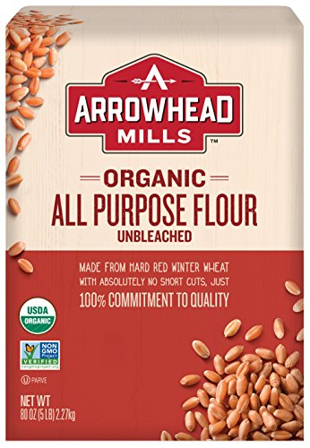 Arrowhead Mills Organic All-Purpose White Flour