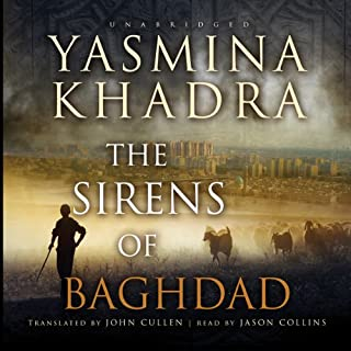 The Sirens of Baghdad cover art