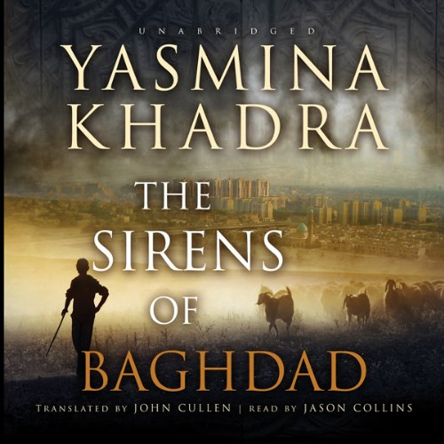 The Sirens of Baghdad audiobook cover art