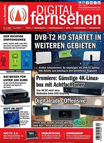 Digital Fernsehen 12/2017