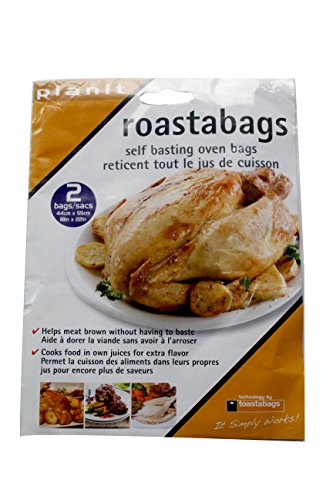 ToastaBags Bolsas grandes para horno de 45,7 x 55,8 cm (2 unidades), paquete de 3