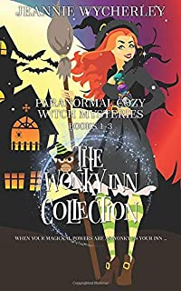 The Wonky Inn Collection: Books 1-3: Paranormal Cozy Witch Mysteries