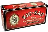 Zig Zag Cigarette Tubes Full Flavor 100 - 200ct Box