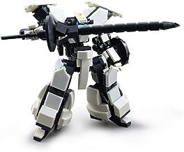 LogMech Original Series Dark Hammer MOC Frame Mech Building Blocks Robot 330 Bricks Compatible...