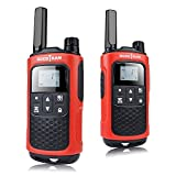 SOCOTRAN T80 Rechargeable Walkie Talkies for Adults 2 Pack Walkie-Talkie for Family Red Color Walky
