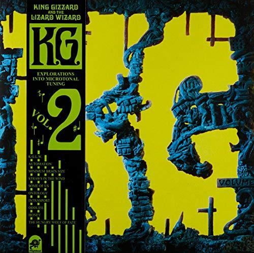 K.G. (Black Wax Flightless Store Edition) [Vinyl LP]