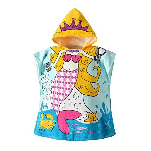 BabyLuv i bambini con cappuccio telo da mare - one-size-fits-all - 24 x 48 - unisex - ages...
