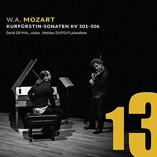 Kurfürstin-Sonaten KV 301-306