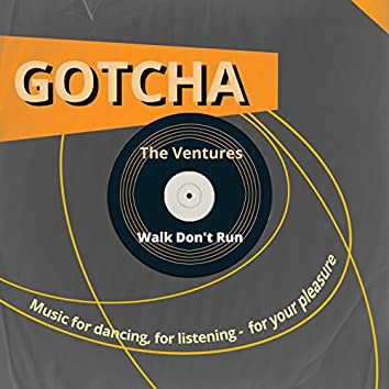 Walk Don't Run (Music for Dancing, for Listening - For Your Pleasure)