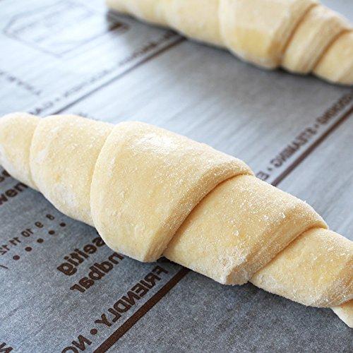 冷凍生地 バタークロワッサン(欧州産発酵バター使用) フランス産 60g×10