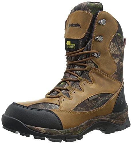 Northside Men's Renegade 400 Hunting Boot, Tan Camo, 12 M US
