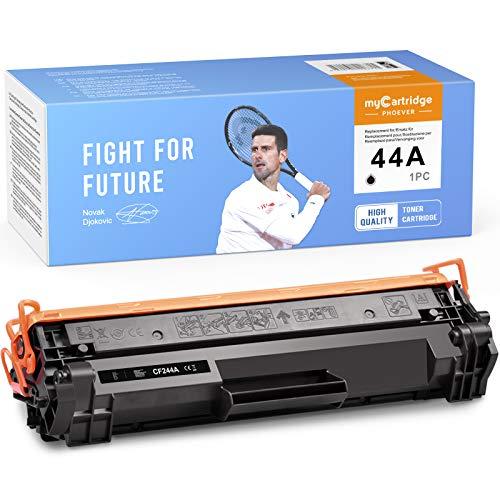 MyCartridge PHOEVER CF244A Toner Compatible para HP 44A Laserjet Pro MFP M15w M28w M28a M15a M15 M29w M17w M30w M29a M16w M16a M17a M30a Impresora (Negro)