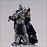 YNE World of Warcraft, 7-Inch Card with Lich King, Arthas, Model Decoration