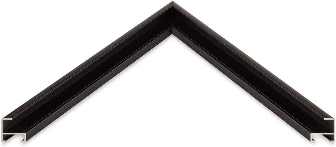 Nielsen Bainbridge Metal shop Philadelphia Mall Frame 9 in. Kit black