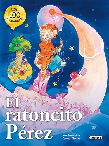 Ratoncito Perez (100 Pegatinas) (Pegatinas El Ratoncito Pérez)