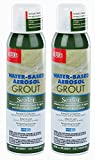 Pack of 2 Dupont Water-Based Wall and Tile Grout Protection Aerosol Sealer Spray