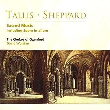Tallis & Sheppard Church Music
