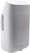Electric Mini Home Dehumidifier for Bedroom with Effortless Humidity Control,Auto Shutoff Ultra Quiet,2200 Cubic Feet, Compact and Portable for Kitchen, Bedroom, Caravan,Bathroom (White)
